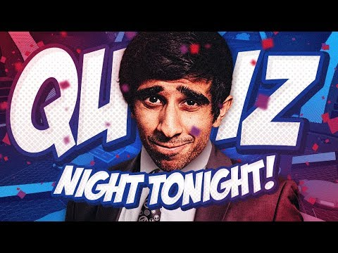 RANDOM TRIVIA! - Quiz Night Tonight