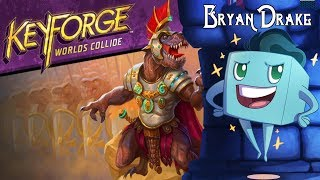 Keyforge World's Collide with Bryan