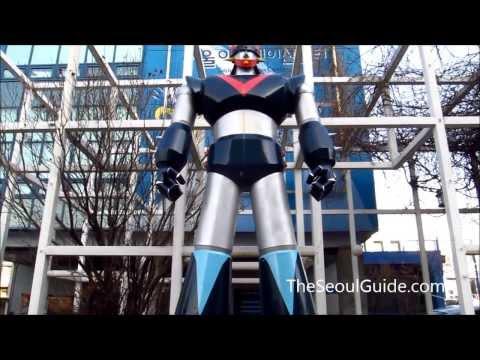 Seoul Animation Center in Seoul, South Korea