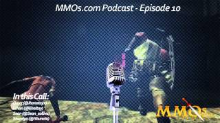 MMOs com Podcast - Episode 10