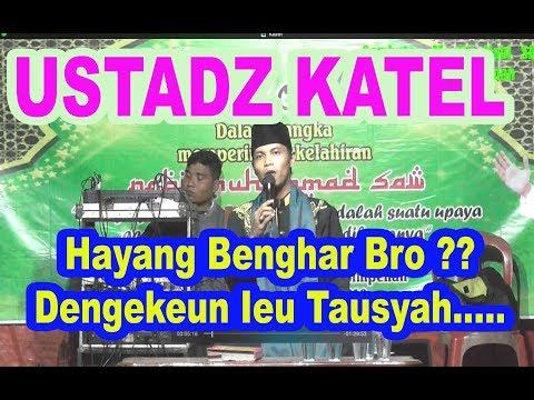 Dakwah & Humor Basa Sunda : USTADZ KATEL