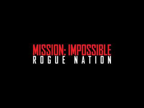 01. Logos (Mission: Impossible - Rogue Nation Expanded Score)