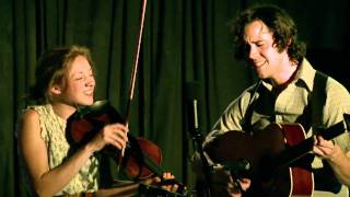 Mandolin Orange || Berkeley Cafe || 3.19.2010