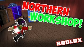 NORTHERN WORKSHOP IS BACK!!! *REVAMPED* | Flood Escape 2 on Roblox #45