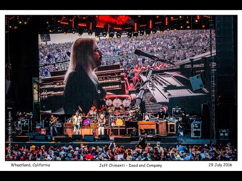 Wheatland, California – Dead and Company – He's Gone – 29 July 2016