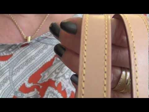 Louis Vuitton - Protecting Vachetta Leather Part III