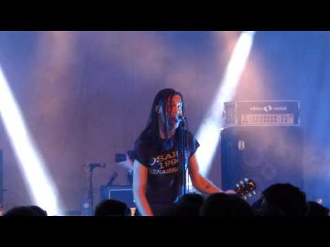Children 18:3 - Whispering - Hold your breath - Live at Christmas Rock Night 2015