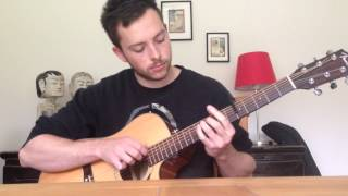 Andy Mckee - Rylynn - Cover by Jacques Stephens