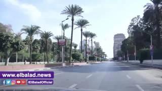 استنفار أمني فى محيط ميدان النهضة ومديرية أمن الجيزة.. فيديو