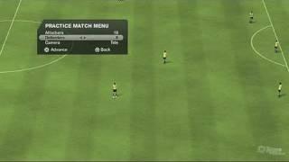 FIFA Soccer 10 Xbox 360 Video - Practice Arena