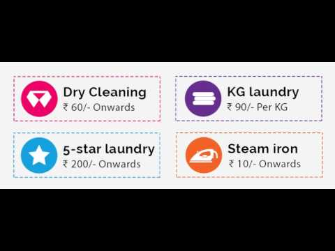 LaundroKart- India's first 5-star dry cleaning service is here!