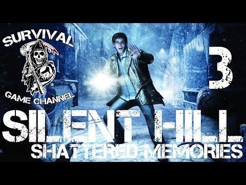 ЖУТКАЯ ШКОЛА — Silent Hill: Shattered Memories прохождение [1080p] Часть 3