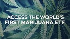Horizons Marijuana Life Sciences Index ETF (HMMJ)