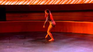 Kalyn Berg | Modern Dance | 2016 National YoungArts Week