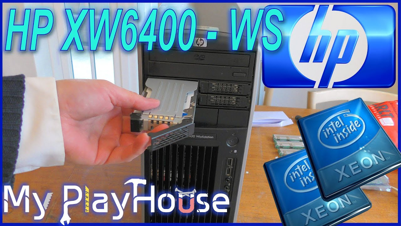 HP XW6400 WORKSTATION VIDEO DRIVER