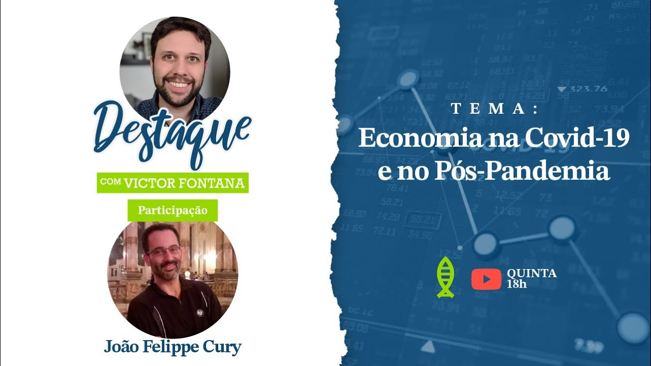 Economia na Covid-19 e no Pós-Pandemia