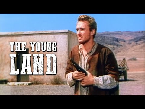 The Young Land | CLASSIC WESTERN MOVIE | Dennis Hopper | Romance | Free Cowboy Movie