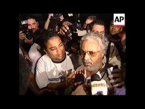 FIJI: COUP LEADERS RELEASE LAST  OF HOSTAGES UPDATE