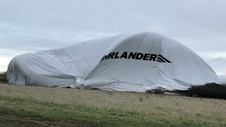 HAV Airlander 10 crash, 18 November 2017