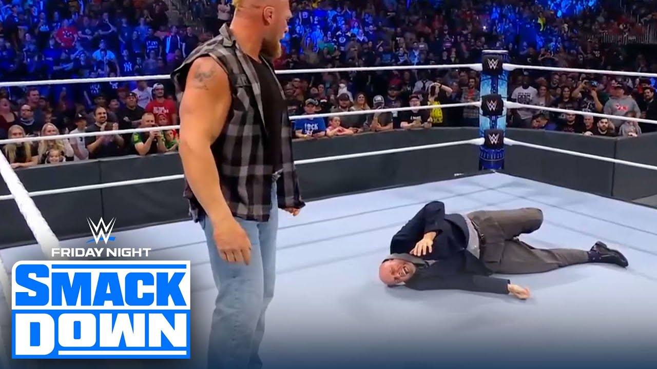 Watch Friday Night SmackDown in three minutes | Friday Night SmackDown | WWE ON FOX