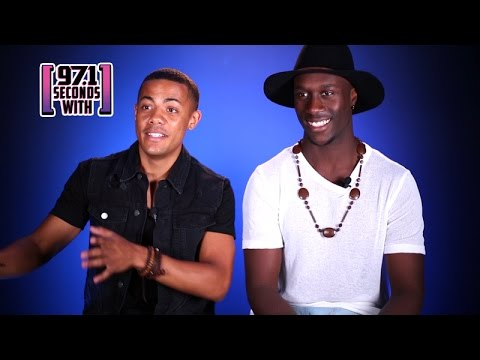 97.1 Seconds with Nico & Vinz