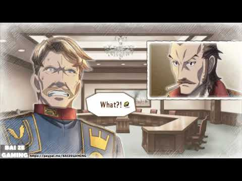 Valkyria Chronicles 3 Pt23   Military Court! Exposing Corruption!