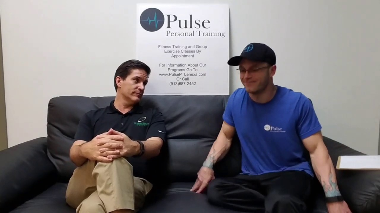 pulse personal training interview dr stephen gradwohl of pulse personal training interview dr stephen gradwohl of optimal health center overland park
