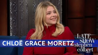 chloë grace moretz lied to scorsese to get hugo