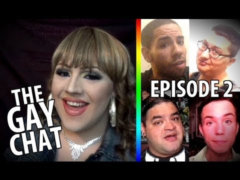 THE GAY CHAT: EPISODE 2 (Talents/Toys/Tears)