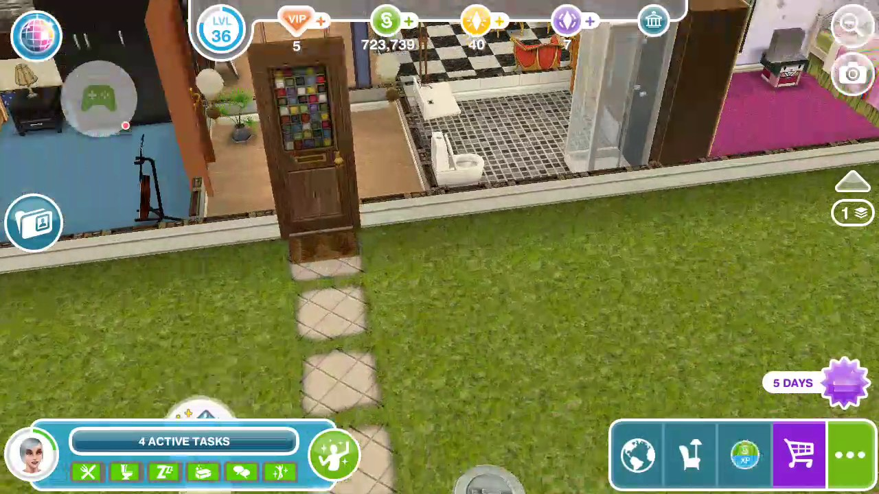 Checks By Mail >> The Sims Freeplay Check The Mail Weekly Task