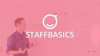 STAFFBASICS - Mitarbeiter-App: Datensicherheit und Datenschutz
