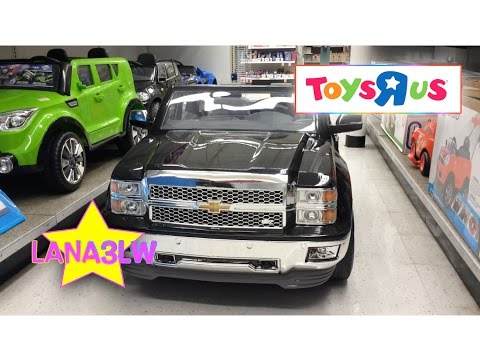 Best Popular Chevy Silverado 12 Volt Kids Ride On Electric Car Truck - Lana3LW