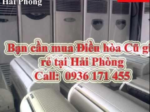 0936 171 455 Bán Điều hòa cũ giá rẻ nhất tại Hải Phòng, Hàng đẹp