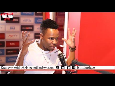 Nay wa Mitego 'Sikumpigia kura Rais Magufuli ila....'
