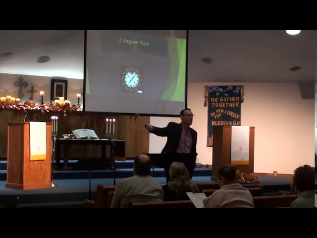 Organic Outreach Series: Praying to Win People to Christ - Part 3