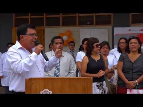 DECLARACIONES DEL GOBERNADOR REGIONAL RESALTANDO LOGROS DEL PEEL