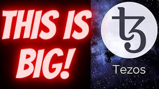 Tezos Cryptocurrency Will Go Higher  Here's Why!
