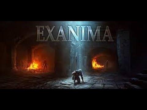 Exanima - Проходження/обзор(ч.1).Іісус Get High