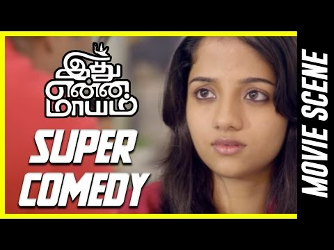 Idhu Enna Maayam - Super Comedy Scene | Vikram Prabhu |  Keerthy Suresh