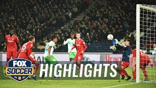 Video Gol Pertandingan Hannover 96 vs Wolfsburg