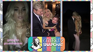 PIA MIA 19th Birthday Snapchat Compilation PART 2