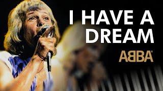 ABBA - I Have a Dream - Piano Tutorial