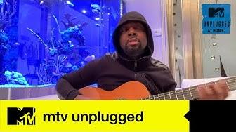 Wyclef Jean, eine Akustikgitarre & ein Aquarium | MTV Unplugged At Home | MTV Deutschland