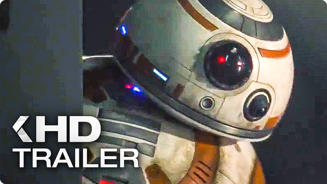 STAR WARS 8: The Last Jedi International Trailer (2017)