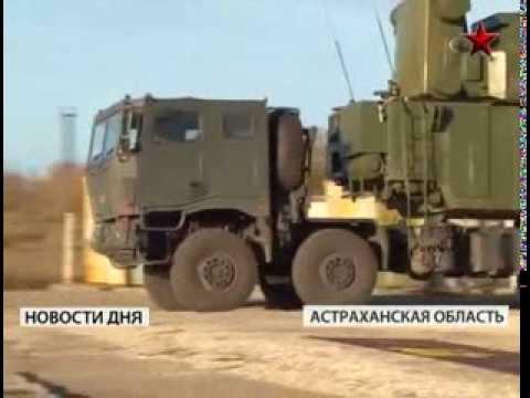 Начались испытания зенитного ракетного комплекса «Тор-М2КМ»