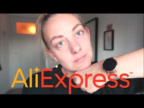 25 EURO ALIEXPRESS SMARTWATCH REVIEW | Sophie Hol | 2019 from YouTube · Duration:  18 minutes 52 seconds