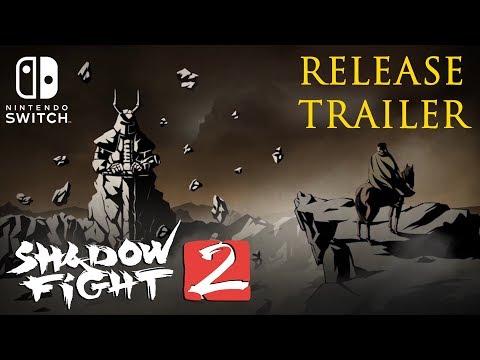 Shadow Fight 2 Nintendo Switch Release Date Trailer