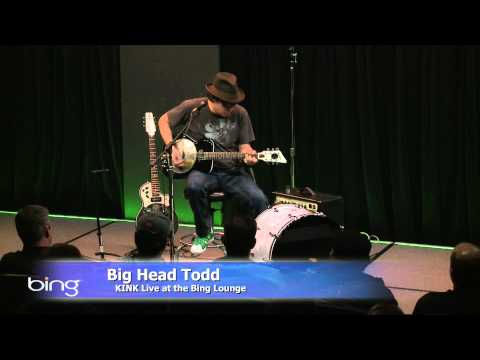 Big Head Todd - Broken Hearted Savior (Bing Lounge)