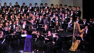 """""""O, Holy Night,"""" UCLA Combined Choirs; Rebecca Lord, conductor"""