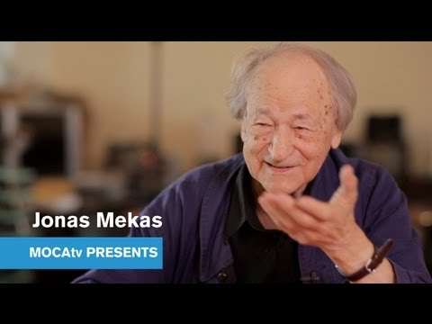 Jonas Mekas - In Focus - The Artist's Studio